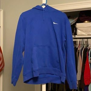 Nike XL hooded sweatshirt